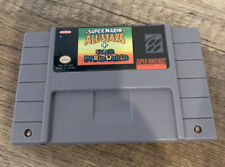*Super Mario World + Super Mario All-Stars (Super Nintendo Entertainment System)