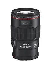 Canon EF 100mm f/2.8L Macro IS USM Objectif NEUF - FRANCE