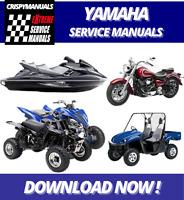 Yamaha Waverunner XL800 XL1200LTD GP1200R Service Repair Manual