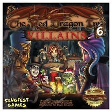 Slugfest Games: The Red Dragon Inn 6 - Villains (New)