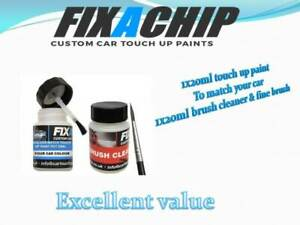 LAND ROVER CAR TOUCH UP PAINT - CODE CBK - CHILLI RED (KIT 3)
