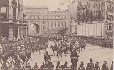 ROYALTY : Coronation Procession June 22nd 1911-Indian Escort -LONDON STEREO CO