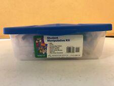 Houghton Mifflin Student Manipulative Kit Grades 1-2 Sealed