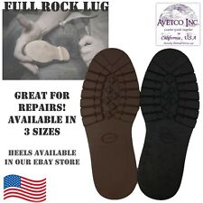 AVETCO INC GoodRubber© Protective Soles Shoe Repair BLACK OR BROWN 3 SIZES