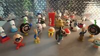 McDONALD'S HASBRO ASSORTED HAPPY MEAL TOYS/FIGURINES-Lot of 21
