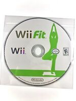 FREE SHIPPING! Wii Fit (Nintendo Wii, 2008) ⭐️DISC ONLY VG⭐️ Tested & Working ⭐️