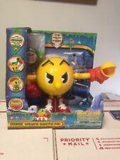 Pac-Man The Gooage Spewing Gigantic Pac