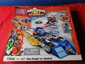 Mega Bloks Power Rangers Super Samurai Rare Collectable Lane 2