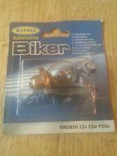 Ring RMU610 Motorcycle bulb 12V 15W P26s