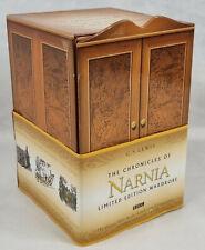 The Chronicles Of Narnia Limited Edition Wardrobe Audio Books. BBC Radio 4.