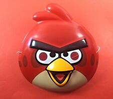 Angry Birds RED Kids Face Mask Costume Halloween Dress Up 3+ Party Idea App Game