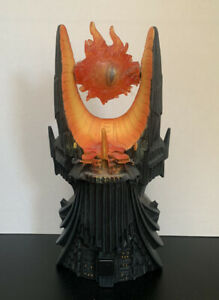 Lord of the Rings Electronic Eye of Sauron Action Figures Toybiz  2005 Pre Loved