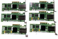 Lot of 6X IBM 45W0421 LSI Logic LSI7204EP-LC 4GB Dual Port PCI-e HBA LOW PROFIL