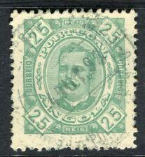 PORTUGUESE ANGOLA 1898 classic Carlos issue fine used 25r. value