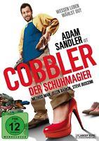 COBBLER   DVD NEU  ADAM SANDLER/DUSTIN HOFFMAN/STEVE BUSCEMI/+