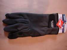 Glacier Glove Fleece Hybrid Fishing Glove 710GY Neoprene Palm Slit Finger XL