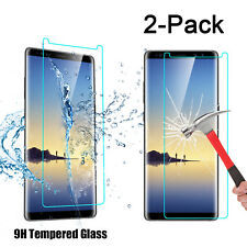 For Samsung Galaxy Note 8【HD Clear】 Real Premium Tempered Glass Screen Protector