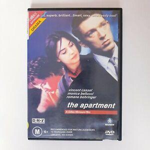 The Apartment DVD Region 4 PAL Free Postage - Arthouse Drama
