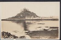 Cornwall Postcard - St Michael's Mount, Penzance   RT1205