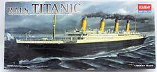 RMS Titanic Academy Hobby Model Ship Kit 1:600 #1453