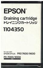 Epson Draining Cartridge for Stylus Pro 7600/9600 Wide Format Printers