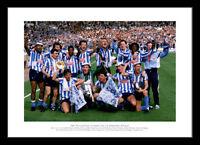 Coventry City 1987 FA Cup Final Team Celebrations Photo Memorabilia (732)