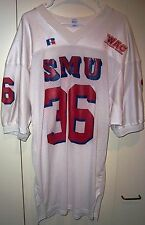 Smu Mustangs #36 1990s' Game Used/Worn Jersey (Size 44)
