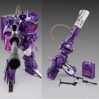CLOUD9 W01CD C9 Clear Purple Version Shockwave,In stock!