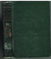 Political Debates between Abraham Lincoln & Stephen Douglas 1894 Antique Book!