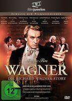 Wagner - Die Richard Wagner Story (Magic Fire) DVD NEU + OVP!