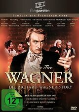 Wagner - Die Richard Wagner Story (Magic Fire) DVD NEU + OVP