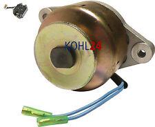 Dynamo Lichtmaschine Kubota 14V 14A mit Regler Gleichrichter 6-polig