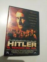 DVD  Hitler  el reinado del mal
