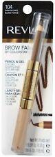Revlon Brow Fantasy Pencil - Gel, Dark Blonde [104], 0.04 oz