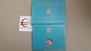 2 euro 2019 fdc VATICANO Vatican Vatikan 90 Stato Città Ватикан Watykan