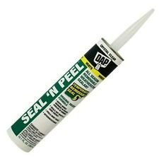 Dap Adhesives Seal 'N Peel All Season Removable Weatherstrip Sealant Caulk Clear