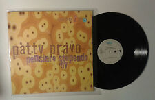 "Patty Pravo ""Pensiero stupendo '97"" 12"" EPIC 664564 6 Holland 1997 VG+/VG+"
