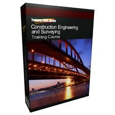 AC Construction Surveying Engineering Worker Building Training Book Course