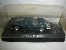 SOLIDO FORD MK IV 1967 scala 1:43 MIB made in FRANCE