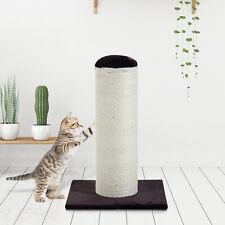 Poste Rascador para Gato 72cm Árbol Rascador Centro de Juego Sisal Natural