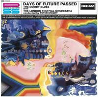 """Moody Blues Days Of Future Passed 50TH Anniversary Edition 12"""" Vinyl LP Record"""