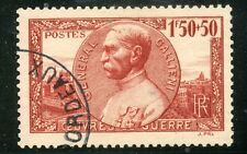 STAMP / TIMBRE FRANCE OBLITERE N° 456 / CELEBRITE / GALLIENI