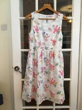 Cath Kidston Lobster Seaside Dress Size 12