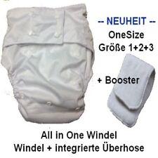 Waschbare * Adult Baby ONE-SIZE Windelhose * 3 Größen in einer Windel - S/M/L