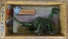 Stikbot Dino Stik Brontosaurus, Green - Ships Free!