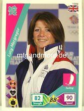 Adrenalyn XL London 2012 - #198 Lucy Macgregor - Olympia