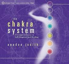 The Chakra System by Anodea Judith (CD-Audio, 2003)