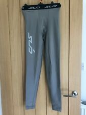 Sub Sports Recovery Compression Tights Fleece Lined Mens Size Small