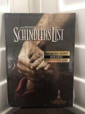 Schindler's List Dvd( Widescreen Edition)