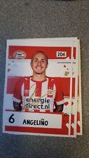 AH Voetbalplaatje 2018 2019 #206 Angelino PSV Eindhoven